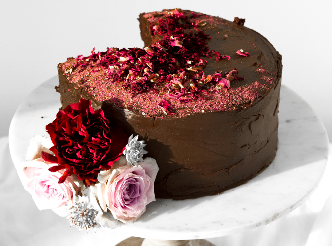 Beetroot-and-Avocado-Chocolate-Fudge-Cake